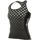 Alé Cycling Solid Bolas Tanktop Women black-white